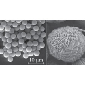 Manganese Carbonate Microparticles - Ca.  2 - 3 µm