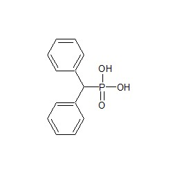 Benzhydrylphosphonic acid, tech.