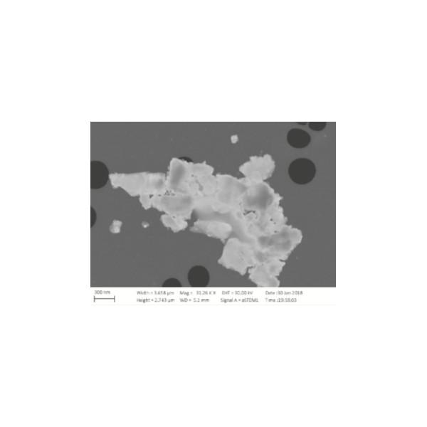 Boron Nitride nanoparticles, cubic phase