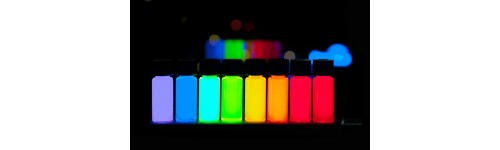 Hydrophobic alloyed ZnCdSeS Quantum Dots Kit